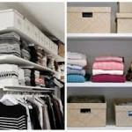 Como Organizar seu Guarda-Roupa e Closet – 10 dicas