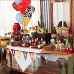 Festa Infantil- Tema Toy Story