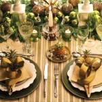 decoracao-mesa-natal-tropical-chique