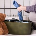 A Mala da Mamãe Para a Maternidade